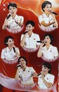 北朝鮮アイドル牡丹峰楽団 カイ...